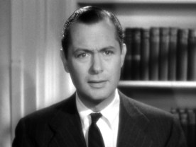 Robert Montgomery as Mr. Smith