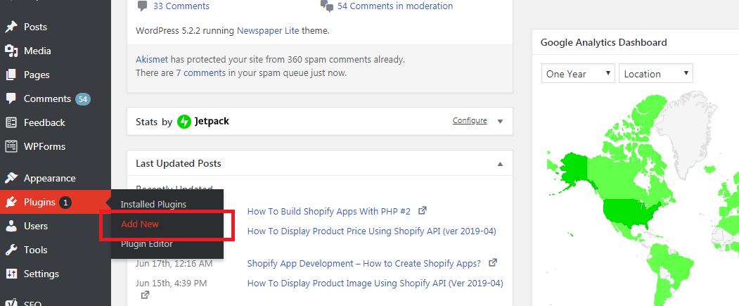 Installing WooCommerce with WordPress Tutorial