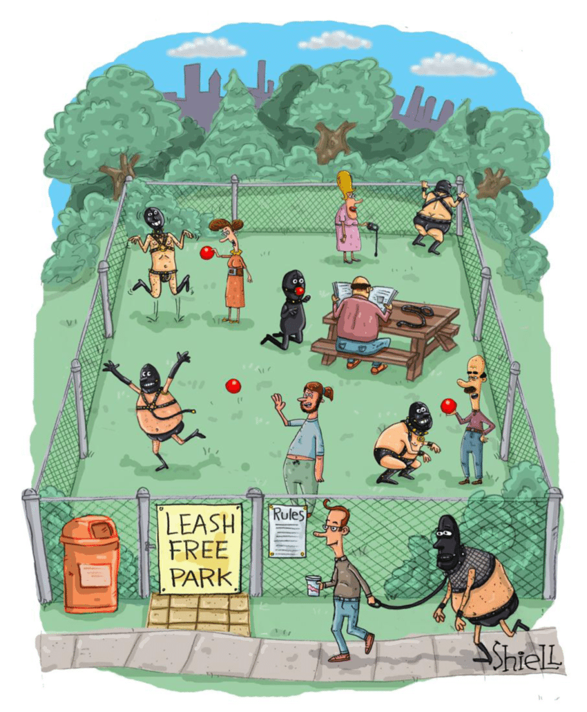 Mike_Shiell_JUNE_2016_CARTOONS-off-leash