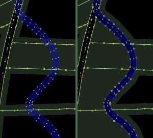 Landuse overlap