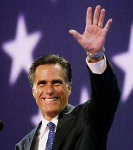 Mitt Romney: Presidential Front-runner