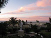 Sunset in Mazatlan.