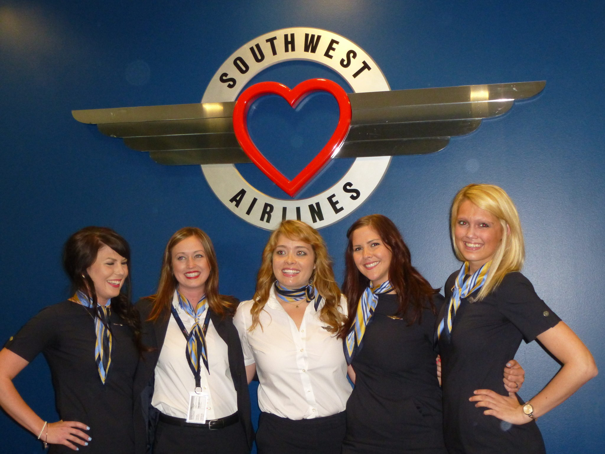 M H Uniforms Southwest Airlines