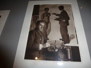 Magritte doing Magritte.