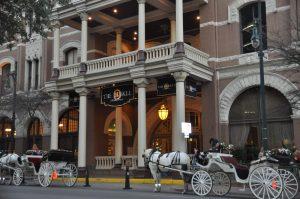 Driskill Hotel, Austin, Texas.