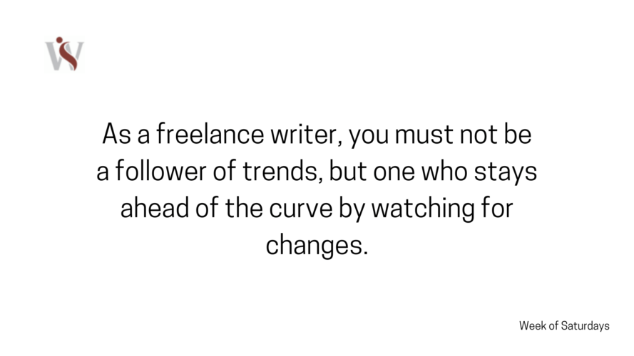 2020 Freelance Writing Report