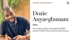 Dozie Anyaegbunam