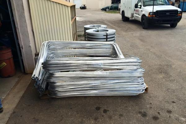 Aluminum Tubing from Weeks Machine