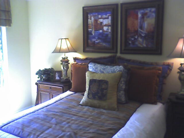 Monterey VillasBedroom