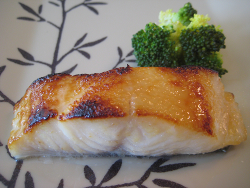 Miso Marinated Fish | Weelicious