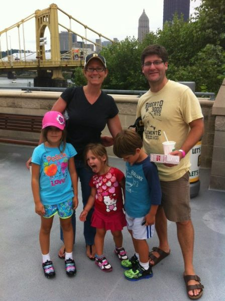 K Seibert - family