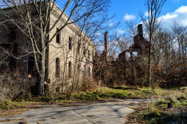 A vast majority of web sites identify the Schmulbach Mansion as the former asylum, but the house never housed stricken with tuberculosis or mental illness.