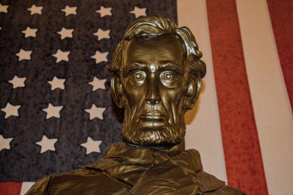 President Abraham Lincoln welcomed West Virginia as the nation's 35th state on June 20, 1863.