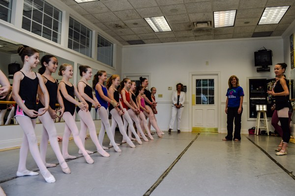 Dance is a staple program at Oglebay Institute, and the region's children benefit from local and international instructors.