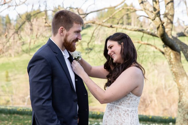 Livingston Wedding