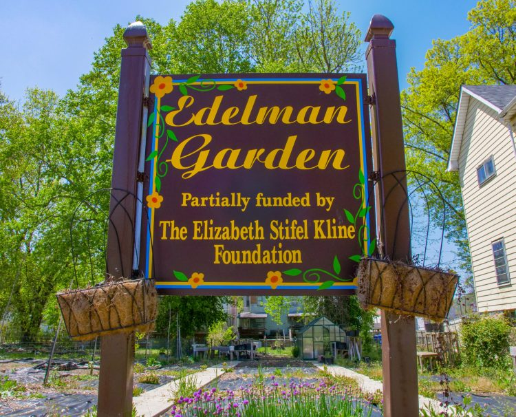 Edelman Garden