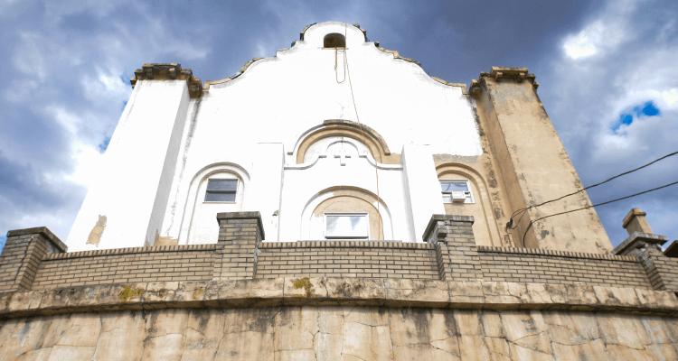 Carmel Rd Monastery historic preservation