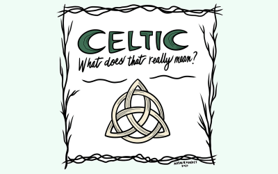 Celtic Comic Article