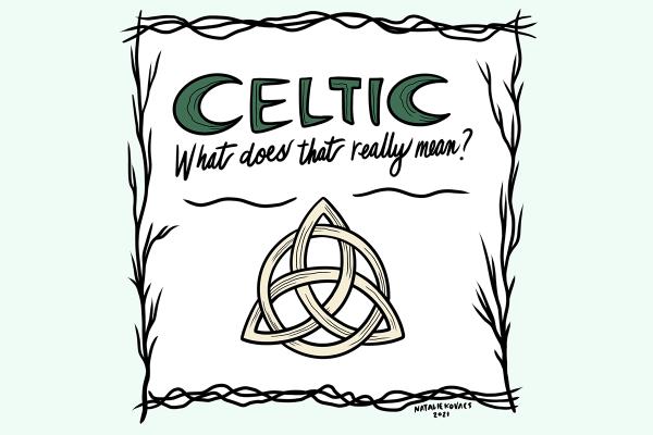 Celtic Comic Article