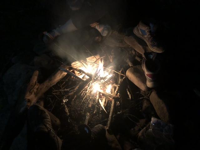 Nick Musgrave Camping