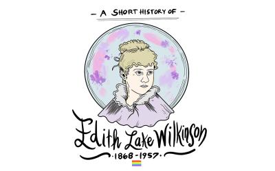 Edith Lake Wilkinson
