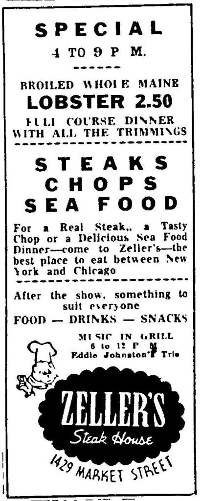 Zeller's Steak House