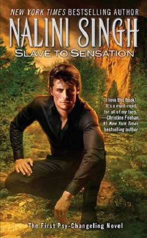 Throwback Thursday: Slave to Sensation by Nalini Singh
