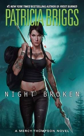 Eye Candy Friday: Mercy Thompson from Night Broken by Patricia Briggs