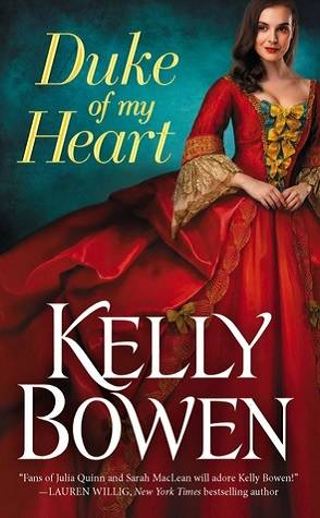 Buddy Review: Duke of My Heart by Kelly Bowen