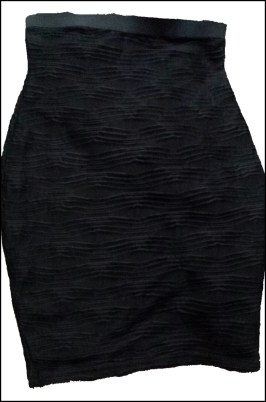 Van jurk naar rok Dorien