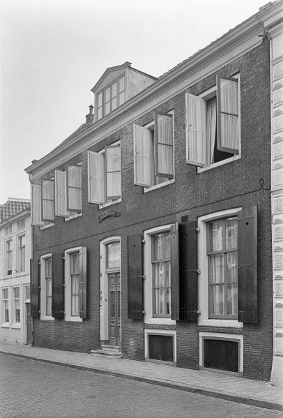 Weeshuis Woerden mei 1968