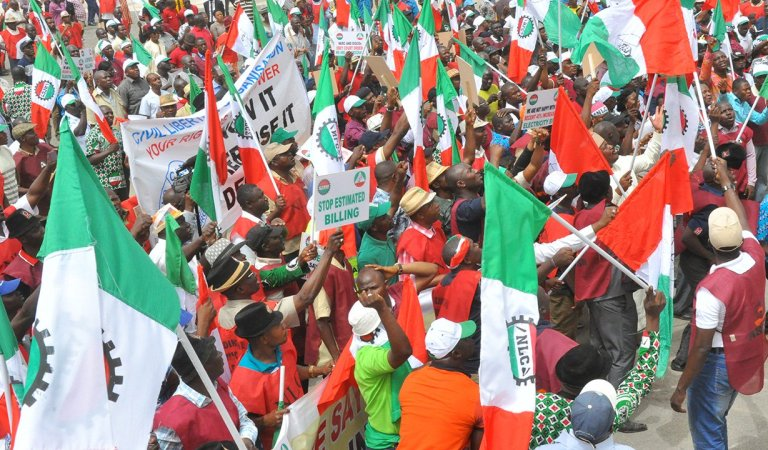 NLC To Embark On Nationwide Strike