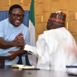 Breaking : Buba Yakub Commends Ayade, Says C/River Deep Seaport will reduce Congestion and over reliance on Lagos port