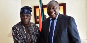 Xenophobia : Go back to South Africa — Obasanjo tells South Africa returnees