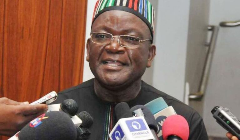 JUST IN!! Why Benue Governor Is Rejecting Buhari's Rice Palliative