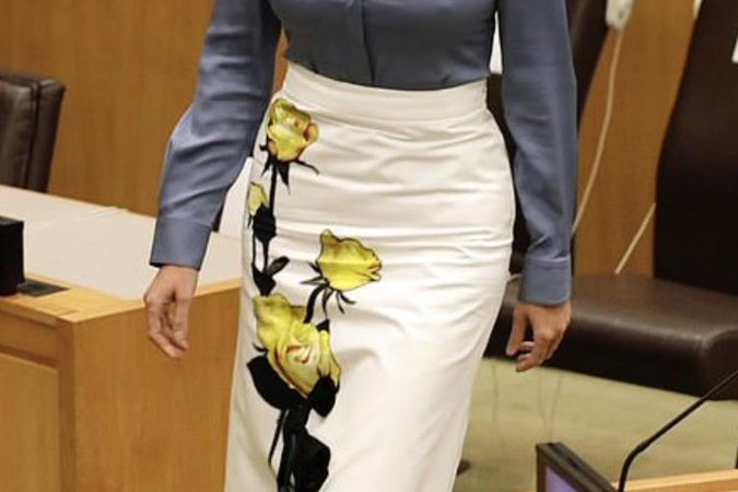 Ivanka Trump causes uproar after flashing her n*pples at UNGA