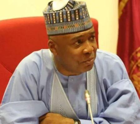 Make Our Country Attractive to Investors, Become a Strong Economy, Saraki Urges Nigerians