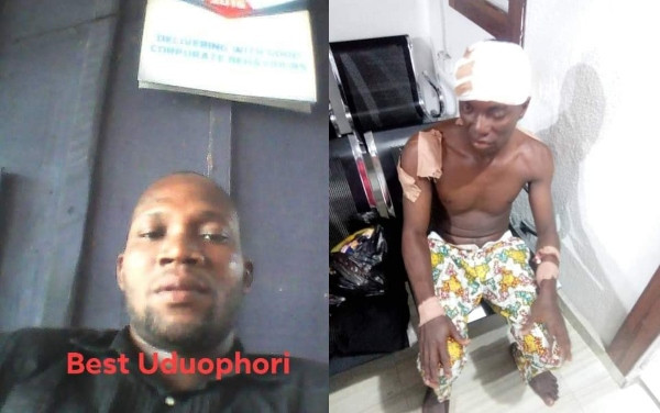 Man celebrating Buhari's election tribunal victory stabbed by neighbour in Warri