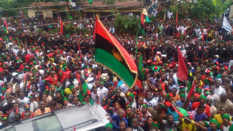 MASSOB reveals how Biafra will be achieved