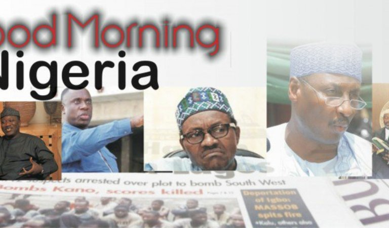 The Latest News In Nigeria This Morning, Thursday 23rd Of July, 2020