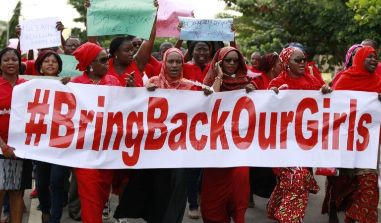 Chibok girls: What BBOG group told Buhari govt about those still in captivity