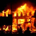 BREAKING: Heavy Fire At Immigration Headquarters, Abuja