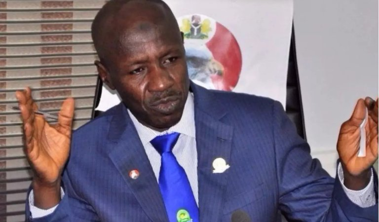 Show Evidence I Collected Bribes, Enrich Myself — Magu Challenges Malami
