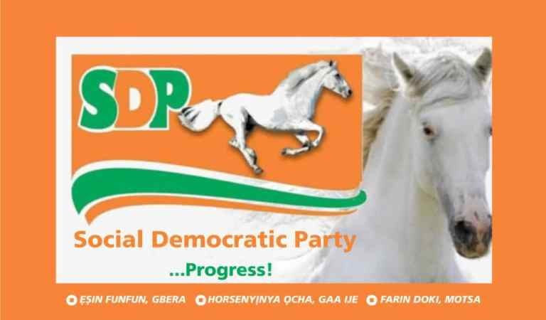 Governorship Election: SDP Moves to Take Over Edo