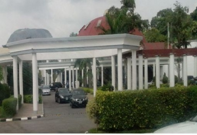 BREAKING!! Tension In Aso Rock Villa As Military Speaks On Taking Over Power From President Buhari
