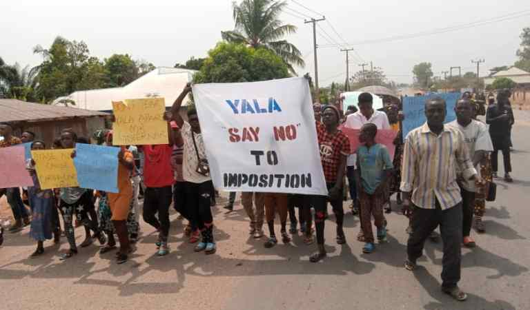 Imposition Of Candidate: Yala Youths Rejects Fabian Ogbeche, gives Ayade 72 hours ultimatum to reverse candidature