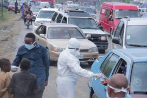 COVID-19: C/River Govt Takes Screening To 14 Major Entry, Exit Points, Says Prevention Is Key [PHOTOS]