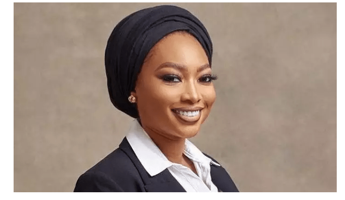 Meet Gov Ganduje's Daughter Who Said Sanusi Was Dethroned For Preaching Against Kano Culture