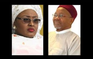 BREAKING : Dirty Fight Ongoing In Aso Rock Over Abba Kyari's Replacement As Aisha Buhari, Maman Daura Takes Stance