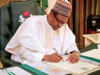 BREAKING!! President Buhari Sacks Service Chiefs, Make New Appointments